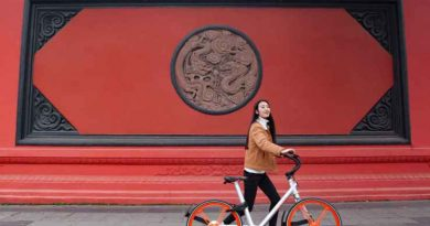 Chinese bike-sharing startup Mobike snags strategic investment from Foxconn